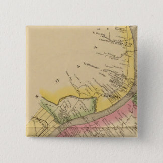 Upper Ohio River and Valley 15 Cm Square Badge