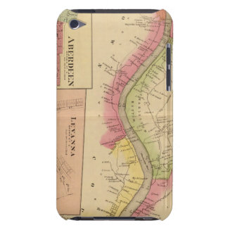 Upper Ohio River and Valley 2 Case-Mate iPod Touch Case