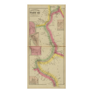Upper Ohio River and Valley 2 Posters