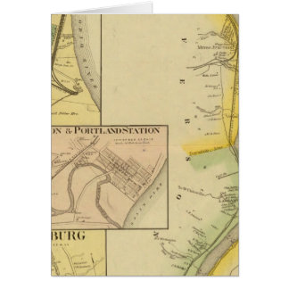 Upper Ohio River and Valley 7 Card