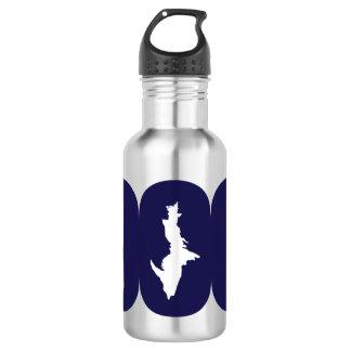 Upper Peninsula 906 (Blue Logo) Water Bottle 532 Ml Water Bottle