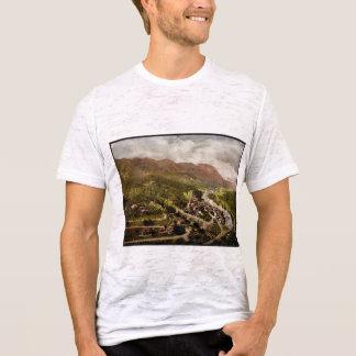 Upper Prahova, Sinaia, Roumania classic Photochrom T-Shirt