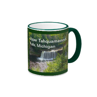 Upper Tahquamenon Falls, Michigan Mug
