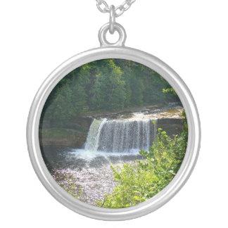 Upper Tahquamenon Falls, Michigan Necklace