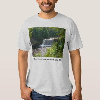 Upper Tahquamenon Falls, Michigan Tshirts