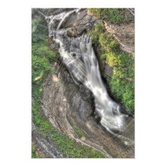 Upper Taughannock Falls, New York Art Photo