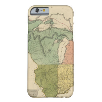 Upper Territories of the the United States Barely There iPhone 6 Case