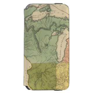 Upper Territories of the the United States Incipio Watson™ iPhone 6 Wallet Case