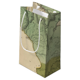 Upper Territories of the the United States Small Gift Bag