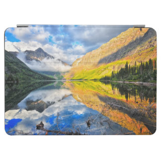 Upper Two Medicine Lake at Sunrise iPad Air Cover