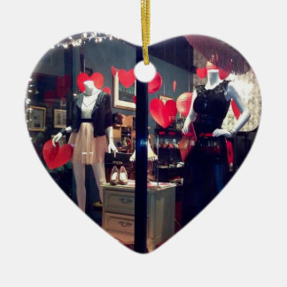 Upper West Side Boutique Valentine's Day New York Christmas Ornament