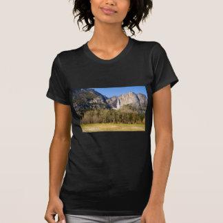 Upper Yosemite Fall April California Products Tshirt
