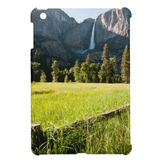 Upper Yosemite Falls iPad Mini Cover