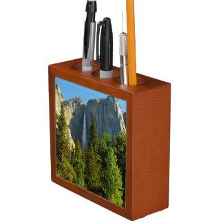 Upper Yosemite Falls, Merced River, Yosemite Desk Organiser
