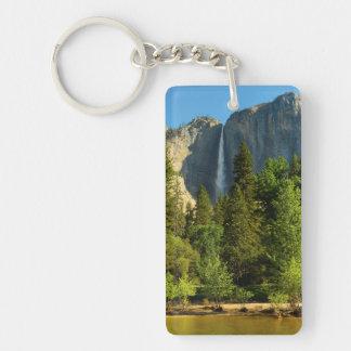 Upper Yosemite Falls, Merced River, Yosemite Key Ring