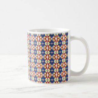 Uppsala Scandinavian Pattern Coffee Mug