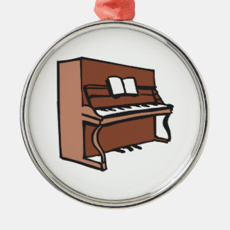 UPRIGHT PIANO CHRISTMAS TREE ORNAMENT
