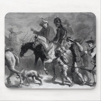 Uprising of the New England Yeomanry Mouse Mat