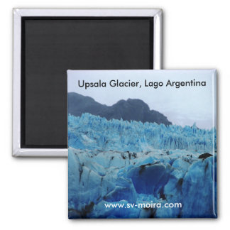 Upsala Glacier, Lago Argentina Magnet