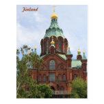 Upsenski Cathedral Post Cards