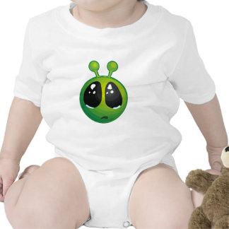 Upset alien baby creeper