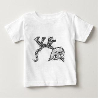 Upside-down kitty baby T-Shirt