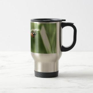 Upside down Ladybird Travel Mug