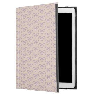 "Upside down lavender pattern iPad pro 12.9"" case"
