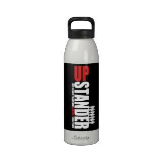Upstander Anti-Bullying Awareness Water Bottle