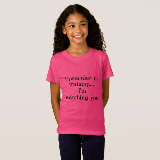 'Upstander' Kid's shirt