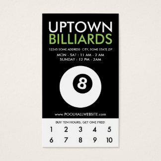 uptown billiards loyalty