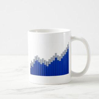 Uptrend Basic White Mug