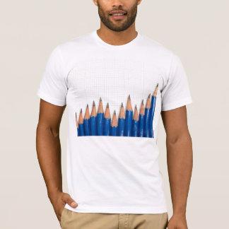 Uptrend chart T-Shirt