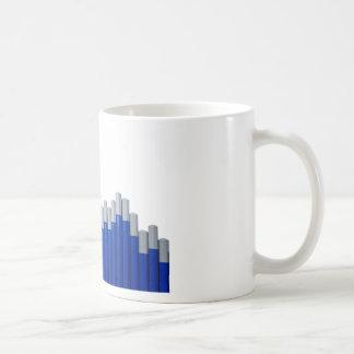 Uptrend Classic White Coffee Mug