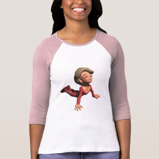 Upward Dog Yoga Pose Gear T-Shirt