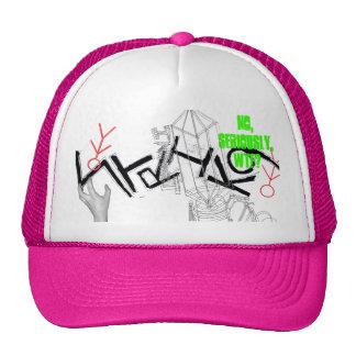 ur bRaiN iS InfeCteD. Trucker Hat