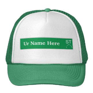 Ur Name Here Hat