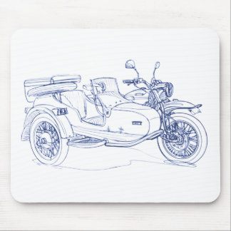Ural Patrol 2006+ Mouse Pad