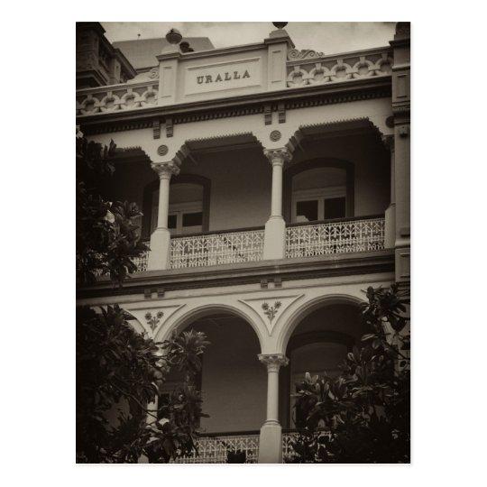 Uralla Building, Sydney, Australia Postcard