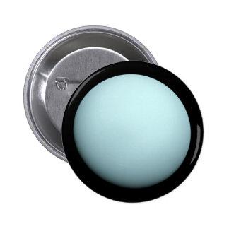 Uranus 6 Cm Round Badge