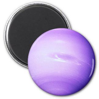 Uranus 6 Cm Round Magnet