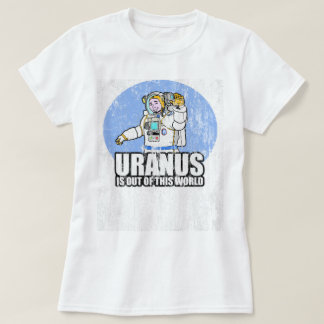Uranus is Out of This World DS T-Shirt