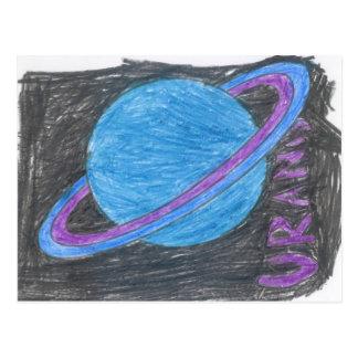 Uranus Post Card