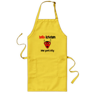 Urban59 Hell's Kitchen Devil Apron