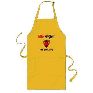 Urban59 Hell's Kitchen Devil Long Apron
