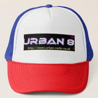 urban8 trucker hat