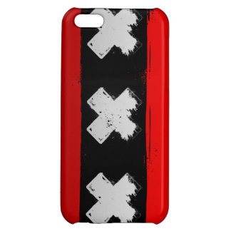 Urban Amsterdam iPhone 5C Cases