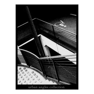 urban angles 1 posters