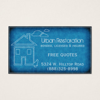 Urban Architecture Business Card