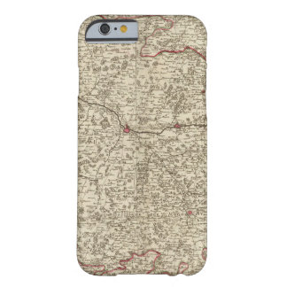 Urban areas of France 2 Barely There iPhone 6 Case